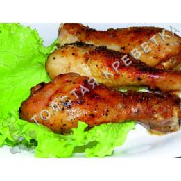 Шашлык из курицы (голень)