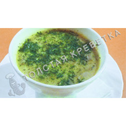 Суп-пюре с грибами